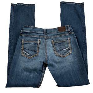"BKE Culture Boot Cut Jeans Size 29 Waist  x 35"" Length"